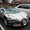 Мой знакомый запечатлел авто Месси, который вчера приезжал в Лондон на переговоры с Челси