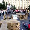 Выступления на площади свободы в 2005 году (фото: Kharkov BT Union)